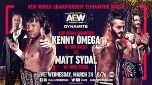 Watch S3E12 - All Elite Wrestling: Dynamite Online