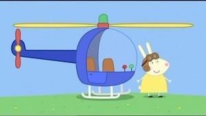 El helicóptero de la señora Rabbit