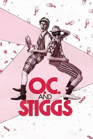 O.C. and Stiggs poster