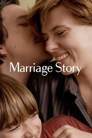 Poster Marriage Story (2019)