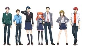 poster Monthly Girls' Nozaki-kun