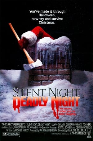 poster Silent Night, Deadly Night
