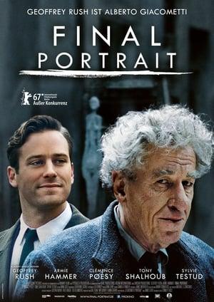 Filmposter Final Portrait