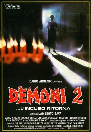 Assistir Demons 2: Eles Voltaram Legendado Online Grátis