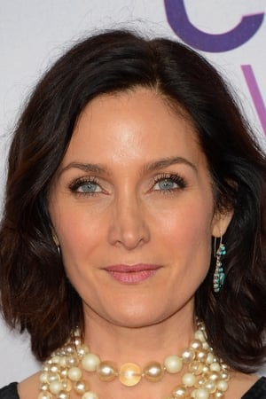 Carrie-Anne Moss isAgent Helen Brody