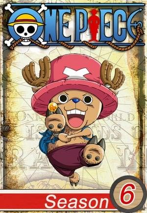 One Piece: 6 Temporada