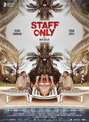 Watch Staff Only online