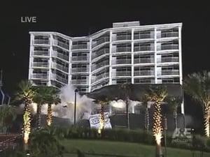 Building Implosion Escape
