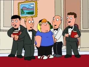 Family Guy Season 2 : Peter, Peter, Caviar Eater