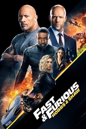 Image Fast & Furious : Hobbs & Shaw