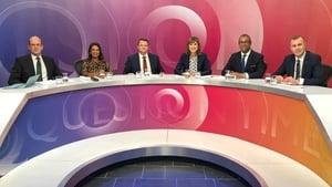 Question Time Season 41 :Episode 28  26/09/2019