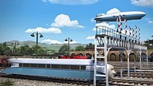 Thomas & Friends Season 20 :Episode 24  Hugo & The Airship