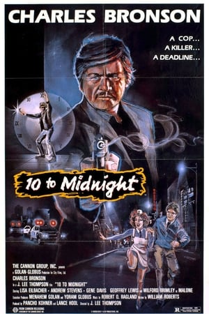 poster 10 to Midnight