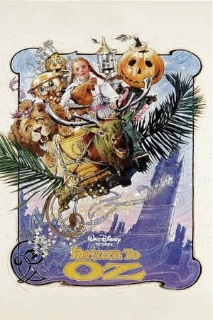 Return To Oz (1985) is one of the best Horror Movies About Witches