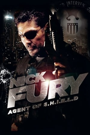 Poster Nick Fury: Agent of S.H.I.E.L.D. (1998)