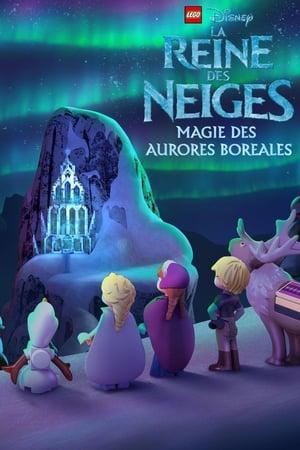 LEGO La Reine des Neiges : Magie des Aurores Boréales