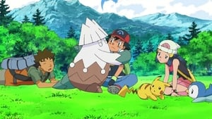 Pokémon Season 12 :Episode 17  The Lonely Snover!