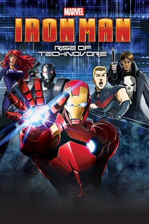 Iron Man: Rise of Technovore Film