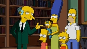 Los Simpson - Monty Burns' Fleeing Circus episodio 1 online