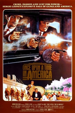 poster Once Upon a Time in America