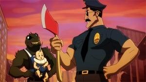 Axe Cop: 1×7