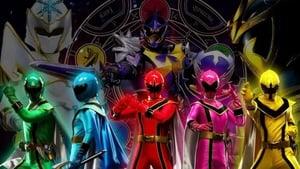 Japanese series from 2005: Mahou Sentai Magiranger