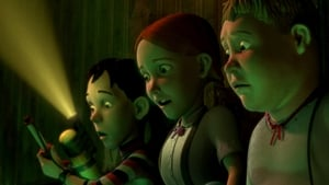 Monster House 2006 DVDR R1 NTSC Latino