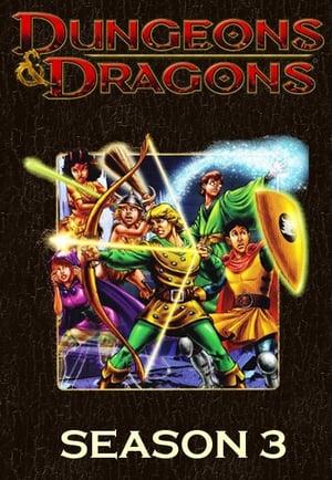 Caverna do Dragão: 3×7 O FINAL / EPISÓDIO REQUIM FINAL