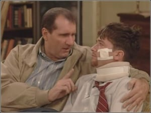 Married with Children S09E08 – Sleepless in Chicago poster