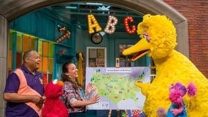 Sesame Street Season 50 :Episode 1  Big Bird Across America