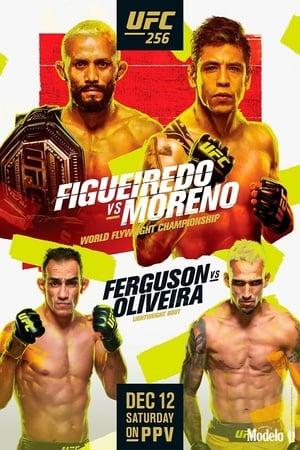 Poster UFC 256: Figueiredo vs. Moreno (2020)