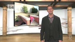 Tosh.0 Season 4 :Episode 7  Parkour Girl