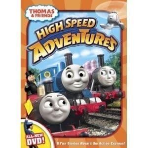 Thomas & Friends Season 0 :Episode 34  High Speed Adventures