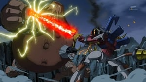Digimon Fusion: Season 1 Episode 8