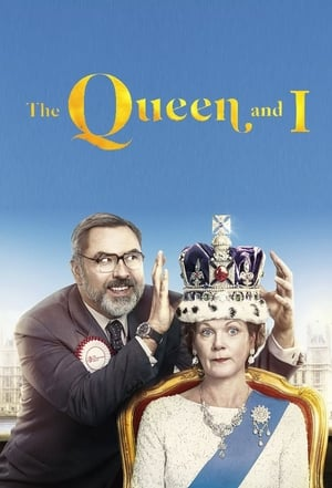 The Queen and I-David Walliams