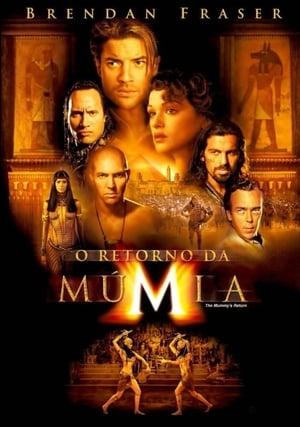O Retorno da Múmia Torrent, Download, movie, filme, poster