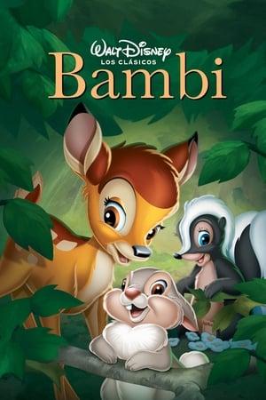 Ver Bambi (1942) Online