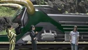 Kamen Rider Season 17 :Episode 26  Ticket for the God's Line