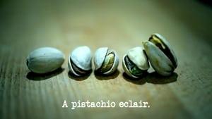A Pistachio Éclair