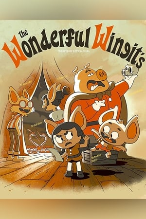 The Wonderful Wingits-Brody Rose