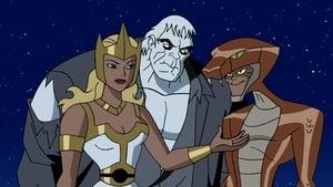 Justice League Season 1 Episode 14