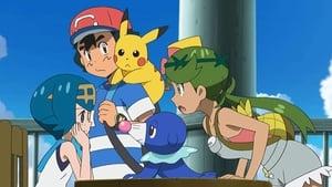 Pokémon Season 22 :Episode 2  A Haunted House for Everyone!