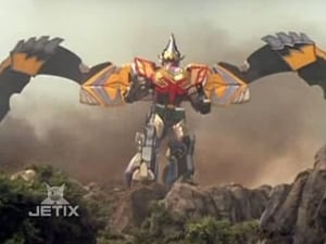 Power Rangers season 14 Episode 4