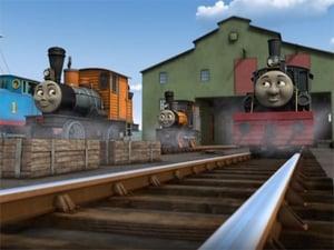 Thomas & Friends Season 14 :Episode 14  Thomas' Crazy Day