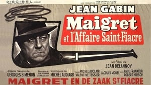 movie from 1959: Maigret and the St. Fiacre Case