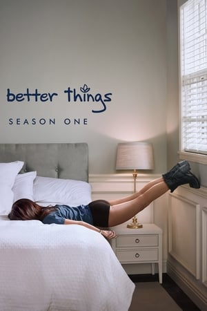 Better Things 1ª Temporada Torrent, Download, movie, filme, poster