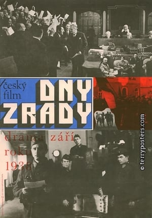 Poster Days of Betrayal