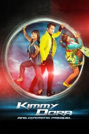Kimmy Dora: Ang kiyemeng prequel poster