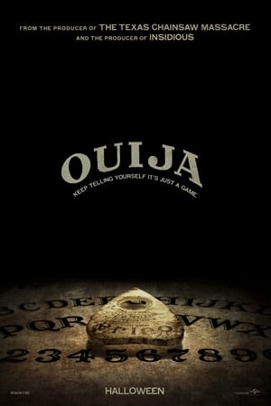 Poster Ouija (2014)