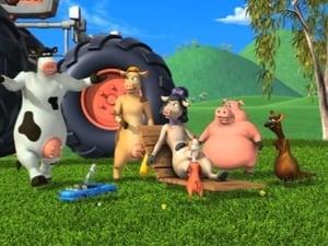 Barnyard – Der tierisch verrückte Bauernhof: 2×3